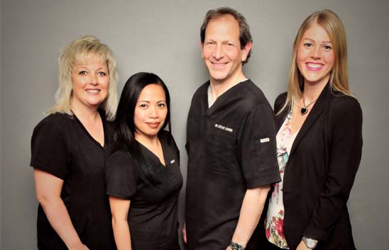 Dr. Steven Cohen Endodontist and Root Canal Specialist in Mississauga